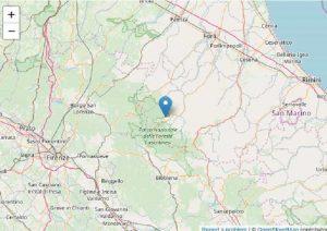 Sciame sismico nella zona di Forlì e Cesena: 36 scosse in 24 ore sull'Appennino Tosco Emiliano