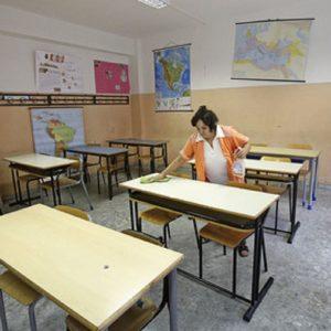 Una scuola, Ansa