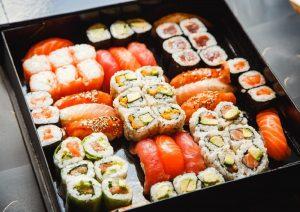 Sushi, Ansa