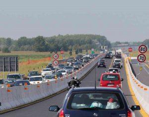 giorni traffico agosto