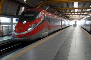 Treni sospesi in Liguria