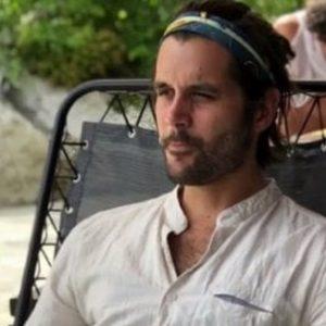 La foto del turista francese dispero in Cilento