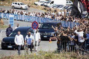 funerali diabolik ultras