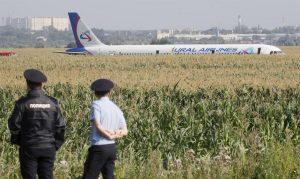 Aereo della Ural Airlines