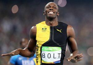Usain Bolt, Ansa