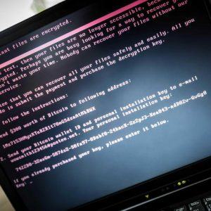 Ransomware infettano pc