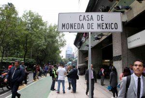 Rapina alla zecca di Città del Messico