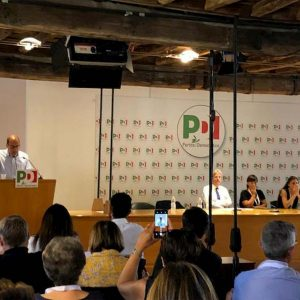 Governo Pd-M5S, i cinque punti di Zingaretti