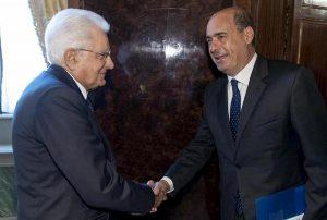 Governo Pd-M5S, Zingaretti dice sì a Mattarella