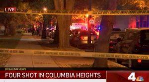 Washington, sparatoria vicino la Casa Bianca: 1 morto e 5 feriti. Caccia al killer