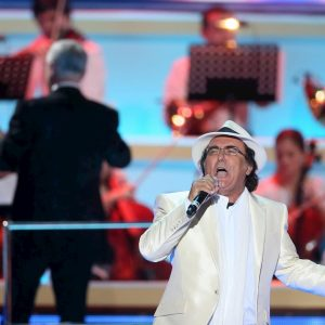 """Al Bano fuori dalla blacklist in Ucraina: """"Spero di essere invitato per un concerto di pace"""""""
