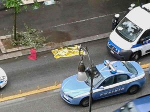 Andria, fermato l'automobilista che ha ucciso a coltellate Giovanni Di Vito per una precedenza