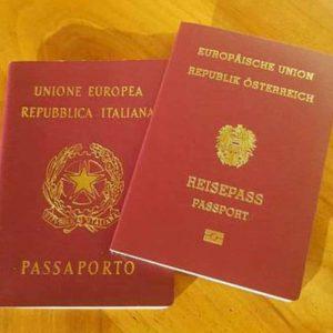Austria: il Parlamento di Vienna ci riprova, doppio passaporto per l'Alto Adige