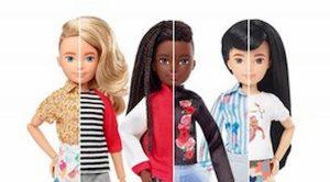 Barbie, né maschi né femmine: arrivano le bambole gender free per giocare senza stereotipi