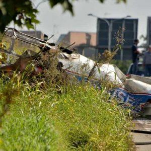"""Bergamo, aereo da turismo caduto. L'audio prima dello schianto: """"Ho problema, nessuna emergenza"""""""