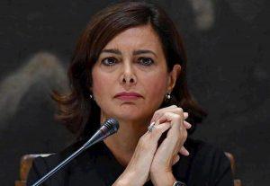 """Laura Boldrini lascia LeU ed entra nel Pd: """"Non c'entra Renzi. Basta partitini"""""""
