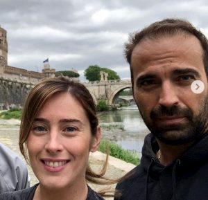Maria Elena Boschi e Luigi Marattin