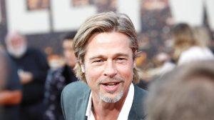 Brad Pitt, foto Ansa