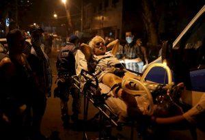 Rio de Janeiro, incendio in un ospedale: 11 morti