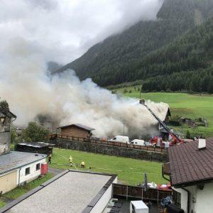 Esplosione in un supermercato del Brennero