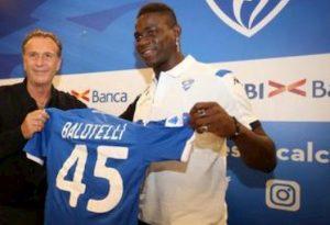 Brescia Juventus Balotelli gol risultato anticipo Serie A