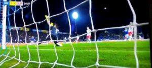 Brescia Juventus papera Szczesny gol Donnarumma 1 0
