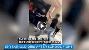 California: bulli a scuola pestano Diego, 13enne. Lui batte la testa e muore dopo giorni VIDEO
