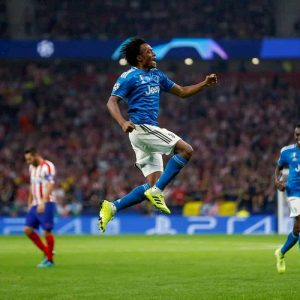 """Atletico Madrid-Juventus, battibecco tra Cuadrado e compagni. Bonucci: """"Parliamone negli spogliatoi"""""""
