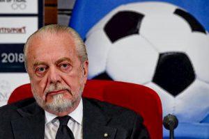 De Laurentiis Juventus Napoli chi non è pronto non deve giocare