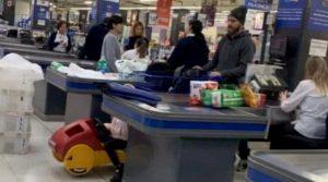 De Rossi supermercato tifosi Boca campione umilta foto Instagram