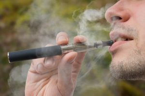 E-cig salgono casi malattie polmonari