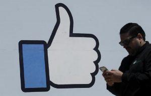 """Il simbolo del """"Like"""" di Facebook"""