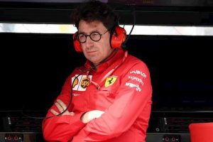 Ferrari Leclerc Binotto Singapore Voleva vincere? Lo capisco ma Vettel merita