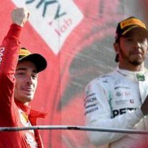 Formula 1 Singapore griglia partenza Leclerc pole position
