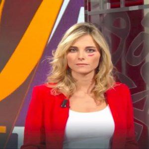 """Francesca Fialdini, parte oggi """"Da noi… A ruota libera"""", il nuovo programma su Rai Uno"""