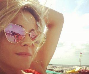 Francesca Fialdini, Instagram