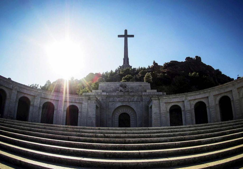 mausoleo franco in spagna