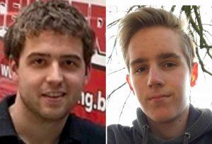 I due fratelli belgi Dries e Robbe De Ceuster