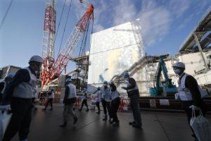Giappone sversa acqua radioattiva Fukushima
