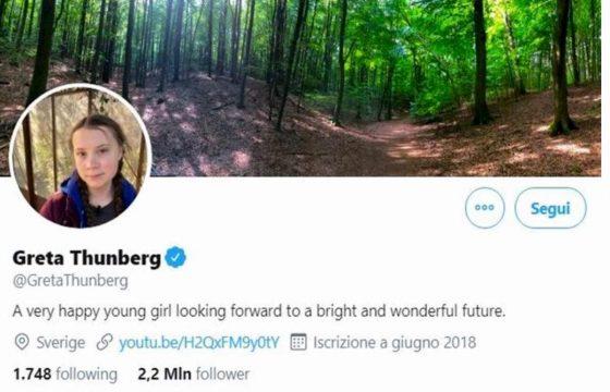 Trump sbeffeggia Greta Thunberg su Twitter. La risposta di lei è geniale