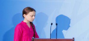 Climate Summit, Greta Thunberg