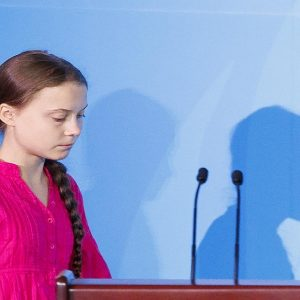 Climate Summit, Greta Thunberg