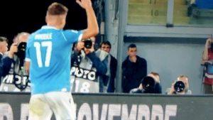 Immobile punito lasciare Lazio calciomercato gennaio Cina