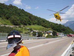 Trento: incidente nei pressi del Bus de Vela, amputato il braccio a una donna