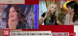 """Storie Italiane, Jessica Morlacchi: """"Sono quasi sempre mezza afona"""""""