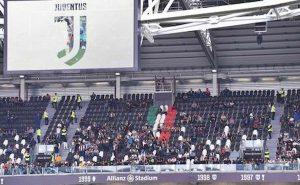 Juventus Spal felpe ultrà identificati partita calcio Serie A