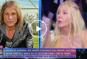 Mariana Nannis a Live - Non è la D'Urso