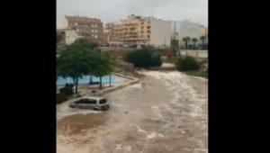 Maltempo spagna inondazioni morti