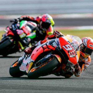 MotoGp San Marino Misano: Marquez vince ancora, Rossi quarto, Dovizioso sesto