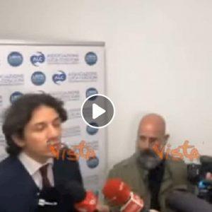 """Marco Cappato dopo la sentenza della Corte Costituzionale: """"Oggi tutti più liberi, anche chi è contrario a eutanasia"""" VIDEO"""